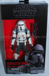 Star Wars Black Series 6-Inch AT-ACT Driver Action Figure