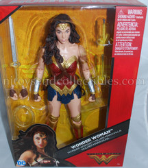 Justice League 12-Inch Wonder Woman Premium Action Figure