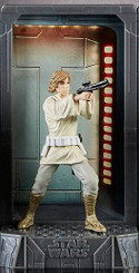 Star Wars 40th Anniversary DieCast Action Figures Wave 1: Luke Skywalker