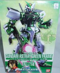 Gundam Master Grade: Trojan's Gundam Astray Green Frame Model Kit