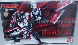 Active Raid Strike Interceptor Figurerise Standard Model Kit
