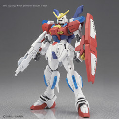 Gundam High Grade: Build_Extr_ A_ Battle New Gundam Build Fighters