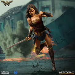 One:12 Collective Wonder Woman Premium Action Figure