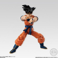 Dragon Ball Shodo Son Gokou 3.75-Inch Action Figure