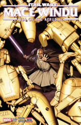 STAR WARS Comic Book: JEDI REPUBLIC MACE WINDU #1