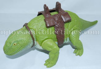 Star Wars Vintage Loose Dewback Figure, Incomplete Harness