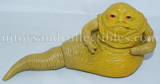 Star Wars Vintage Loose Jabba the Hutt Figure