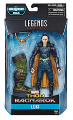 Marvel Legends Thor Ragnarok 6-Inch Loki Action Figure