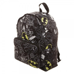 DC Comics Batman Packable Backpack