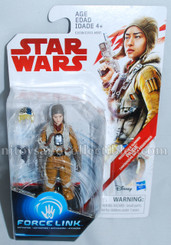 Star Wars Episode 8 3.75-Inch Resistance Gunner Paige Action Figure