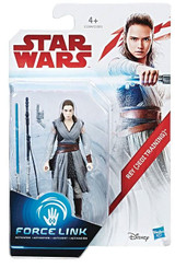 Star Wars Episode 8 3.75-Inch Rey Action Figure