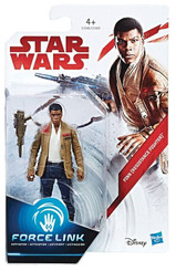 Star Wars Episode 8 3.75-Inch Finn Action Figure