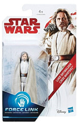 Star Wars Episode 8 3.75-Inch Luke Skywalker Action Figure
