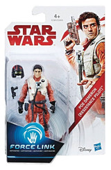 Star Wars Episode 8 3.75-Inch Poe Dameron Action Figure
