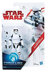Star Wars Episode 8 3.75-Inch First Order Stormtrooper Action Figure