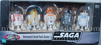 Star Wars Astromech Droid Pack Series I