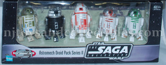 Star Wars Astromech Droid Pack Series II