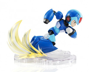 Mega Man X Rockman Unit NX Edge Action Figure