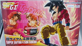 Dragonball GT Super Saiyan 4 Son Gokou Model Kit