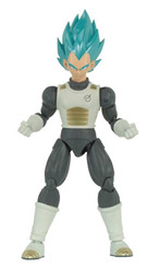 Dragonball Super Dragon Stars 6-Inch SS Blue Vegeta Action Figure