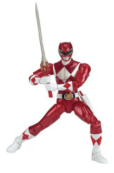 Power Rangers Legacy 6-Inch Wave J Red Ranger Action Figure