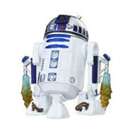 Star Wars Episode 8 Orange Wave 2 3.75-Inch R2-D2 Action Figure