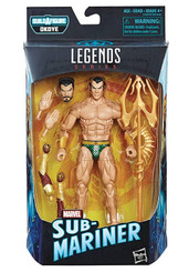 Marvel Legends Black Panther 6-Inch Sub Mariner Action Figure