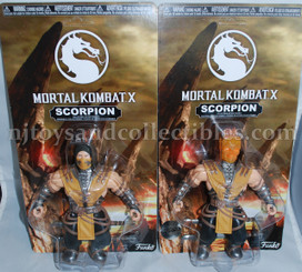 Mortal Kombat X Scorpion 5.5-Inch Action Figure