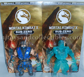 Mortal Kombat Sub-Zero 5.5-Inch Action Figure