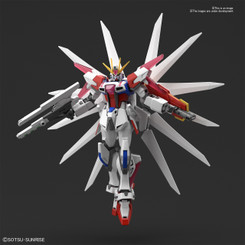 Gundam High Grade: Build Strike Galaxy Cosmos Gundam Build Fighters Model Kit