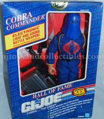 GI Joe Hall of Fame Cobra Commander 12-Inch Action Figure
