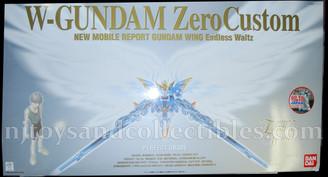 Gundam Perfect Grade: W-Gundam Zero Custom Model Kit