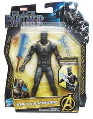 Marvel Black Panther 6-Inch Wave 1: Erik Killmonger Action Figure