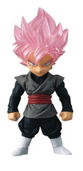 Dragon Ball Super Adverge 4 Goku Black & Rose 2.5-Inch Figure
