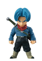 Dragon Ball Super Adverge 4 Trunks Blue 2.5-Inch Figure