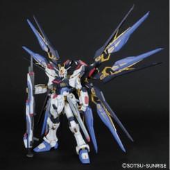Gundam Perfect Grade: Strike Freedom Gundam Model Kit