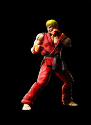 Street Fighter  Ken Masters S.H.Figuarts