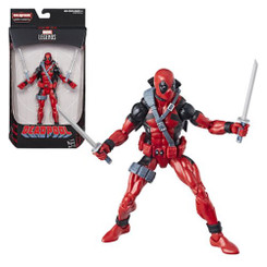 Marvel Legends Deadpool Wave 1: Deadpool Basic 6-Inch Action Figure