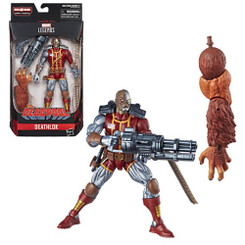 Marvel Legends Deadpool Wave 1: Deathlok 6-Inch Action Figure