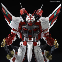 Gundam Perfect Grade: Astray Red Frame Kai P-Bandai Model Kit