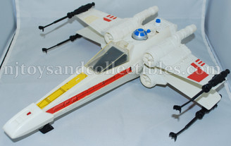 Star Wars Vintage X-Wing Fighter Vehicle