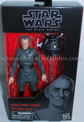 Star Wars Black Series 6-Inch Wave 16: Grand Moff Tarkin