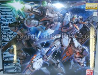 """Gundam Master Grade: Duel Gundam Assault Shroud """"Gundam SEED"""""""
