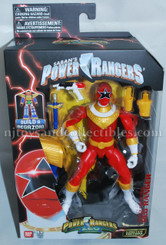 Power Rangers Legacy 6-Inch Wave R: Zeo Red Ranger Action Figure