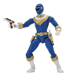 Power Rangers Legacy 6-Inch Wave R: Zeo Blue Ranger Action Figure