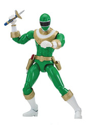 Power Rangers Legacy 6-Inch Wave R: Zeo Green Ranger Action Figure