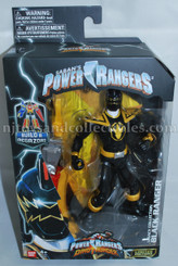 Power Rangers Legacy 6-Inch Wave R: Dino Thunder Black Ranger Action Figure