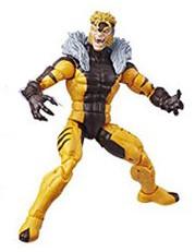 X-Men Marvel Legends 6-Inch Wave 3: Sabertooth Action Figure