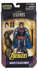 Avengers Marvel Legends 6-Inch: Black Knight Action Figure