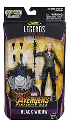 Avengers Marvel Legends 6-Inch: Black Widow Action Figure